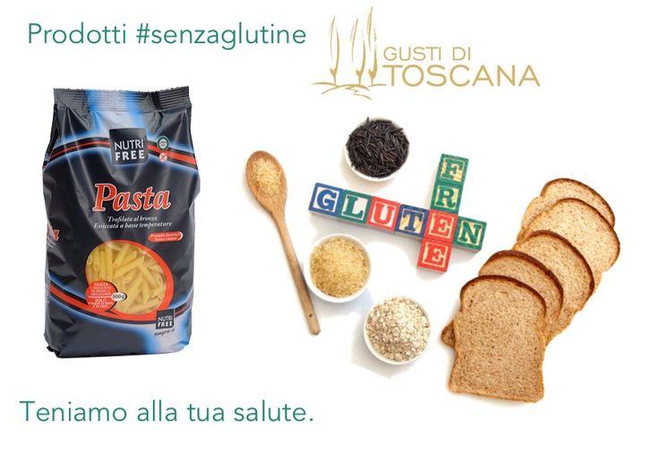 Preparati con #farina di mais e #farinadiriso, senza l'aggiunta di mono e digliceridi, hanno una trafilatura al bronzo, che li rende ottimi con sughi sostanziosi o leggeri condimenti. http://www.gustiditoscana.it/biologico-e-senza-glutine/pasta-senza-glutine-tipo-paccheri-rigati.html #pasta #glutenfree #senzaglutine