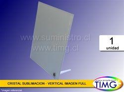 Aviso de llegada de cristiales y rocas sublimables Cristal sublimable MBL-31Vertical Imagen Full (Cod.1063020019) - http://www.suministro.cl/product_p/1063020019.htm