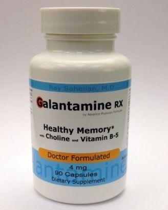Galantamine:  medicine for alzheimer