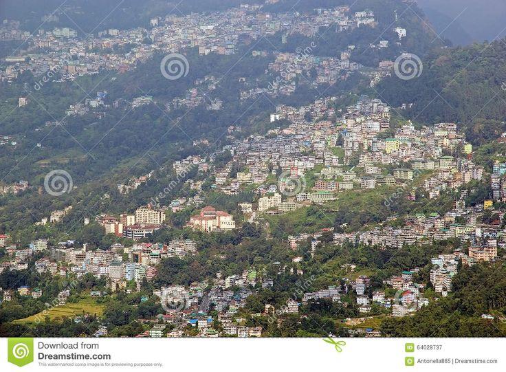 GANGTOK -- capital of Sikkim