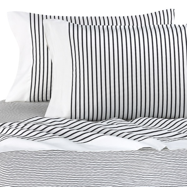 1000 Images About Striped Bed Sheets On Pinterest