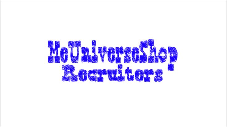 #Recruiters send your resume at webmaster@me-universe-shop.org and visit our website: MeUniverseShop