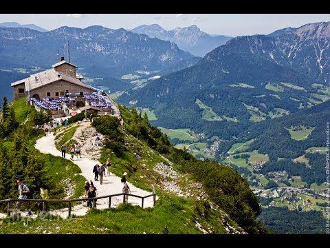 Орлиное гнездо. Германия Бавария