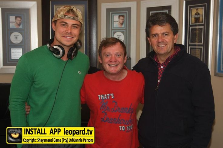 We are busy with a new leopard song!  This song is dedicated to Zen, a male leopard at Shayamanzi, and sung by Bobby van Jaarsveld.