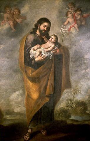 Sic Semper Tyrannis: Saint Joseph and the Hypostatic Order