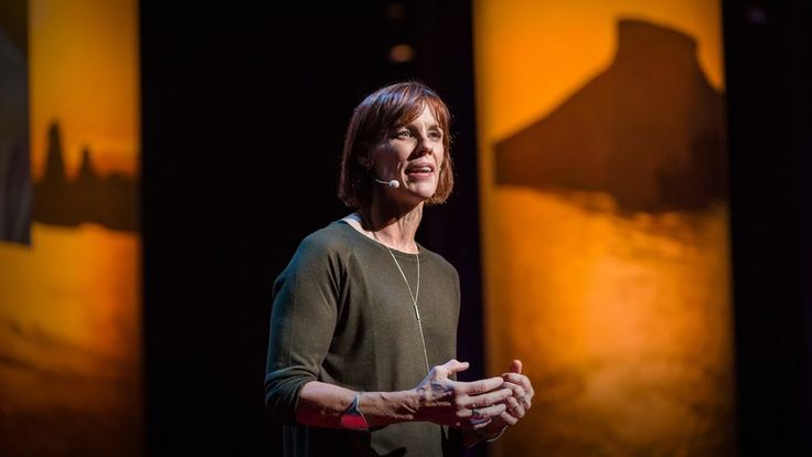 """❛Caroline Paul❜ TEDWomen 2016: To raise brave girls, encourage adventure • """"Gutsy girls skateboard, climb trees, clamber around, fall down, scrape their knees, get right back up — and grow up to be brave women. Learn how to spark a little productive risk-taking and raise confident girls with stories and advice from firefighter, paraglider and all-around adventurer Caroline Paul."""""""