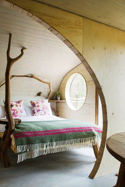 Discover luxury tree house hotels from Wales to Kenya on HOUSE - design, food and travel by House & Garden.