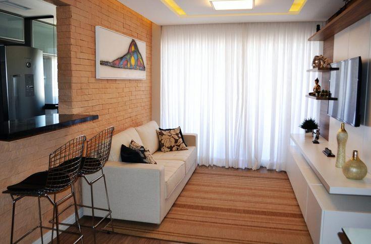 Sala de estar apartamento DG - projeto Rubatino Arquitetura.  #saladeestar #livingroom #livingroomideas #interiordesign
