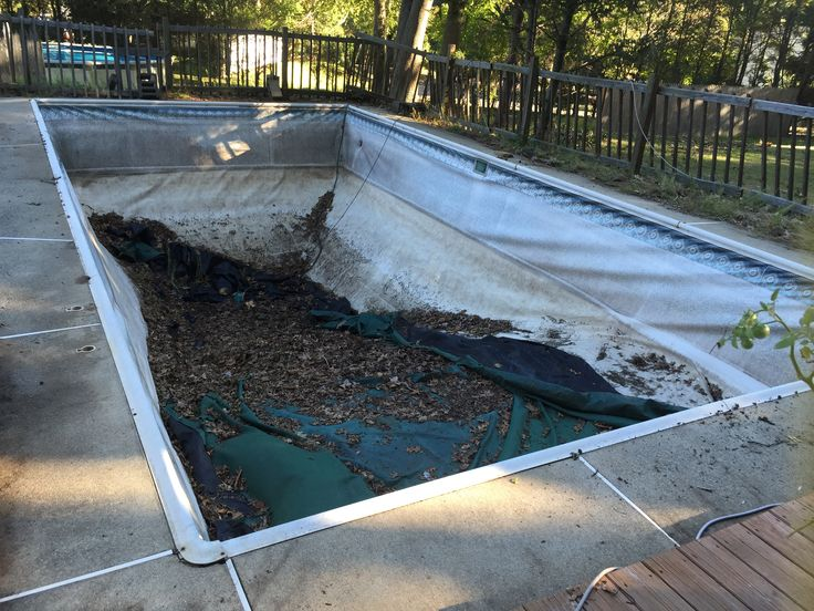 17 best images about pool ideas on pinterest gardens for Above ground pool removal ideas