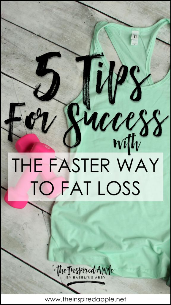 I'm in the middle of my second round ofFaster Way to Fat Loss, so I wanted t…