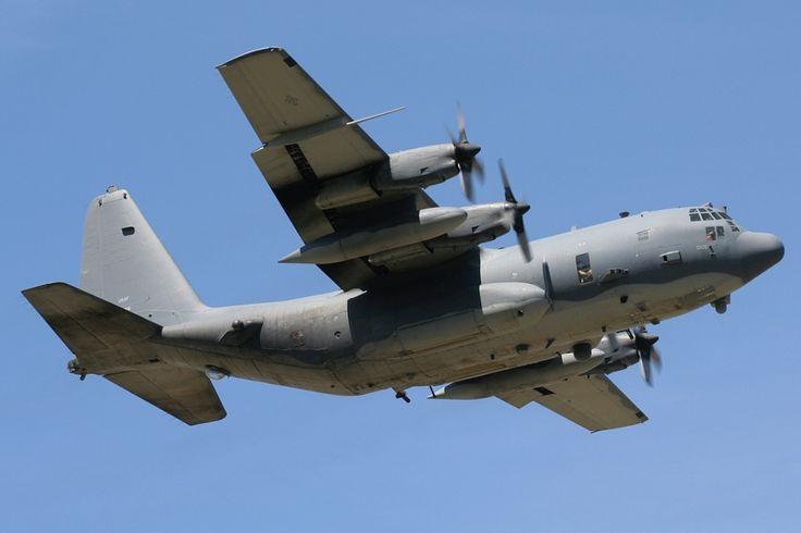 AC-130 Gunship Aircraft HD Wallpaper | HDWalllpapers.com