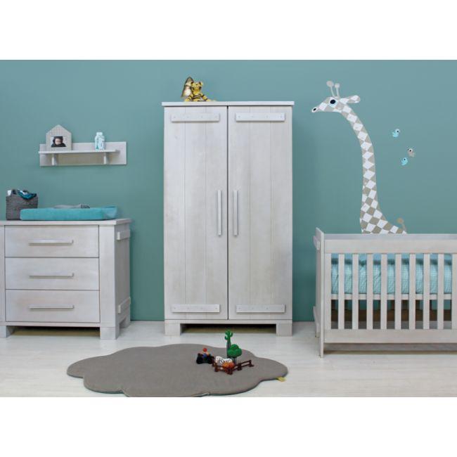 Babykamer Tim Blue Wash