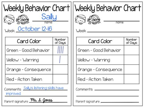 The 25+ best Weekly behavior charts ideas on Pinterest | Weekly ...