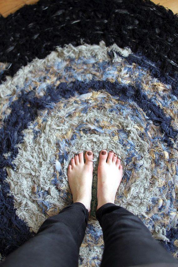50 Off Celestial Round Area Rug Ooak Space Decor Galaxy Art Round Area Rugs Beautiful Carpet Star Rug