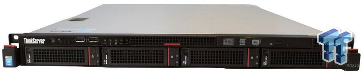 Lenovo ThinkServer RD340 Server Review