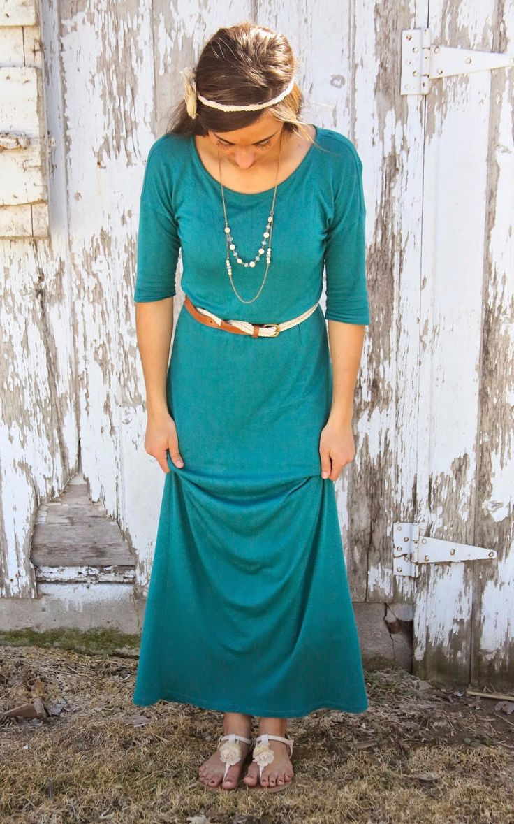 #Modest doesn't mean frumpy. www.ColleenHammond.com #style #fashion