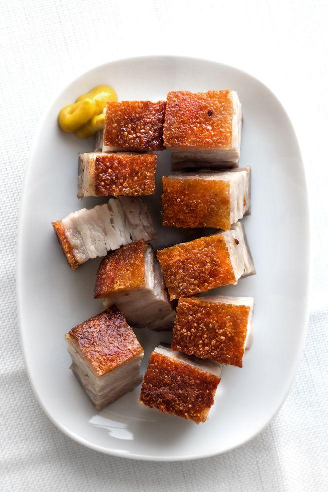 Cantonese-Style Roast Pork Belly