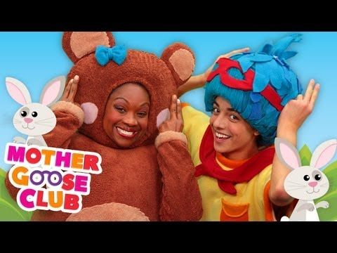 The Bunny Hop Mother Goose Club Songs For Children