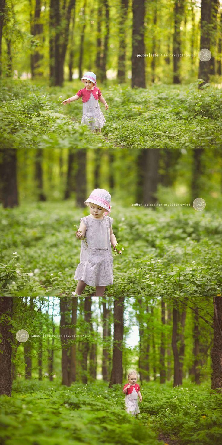 spring, children
