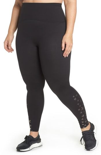 6cfaec4ac66 New SPANX Active Full Length Leggings (Plus Size) - Fashion Women Activewear.