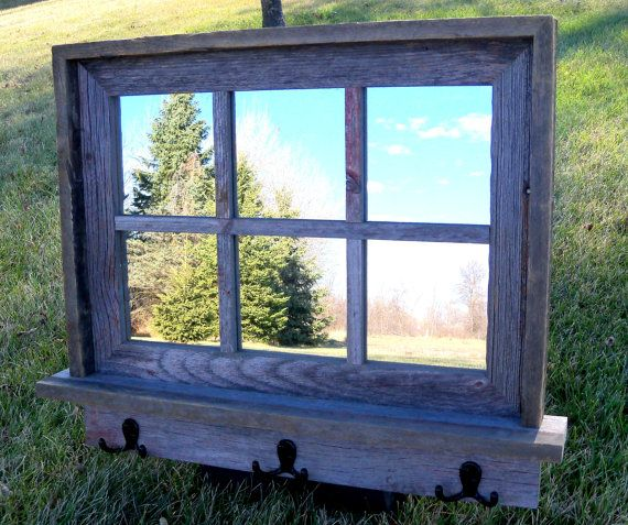 1000+ images about barn board mirrors on Pinterest | Coats ...