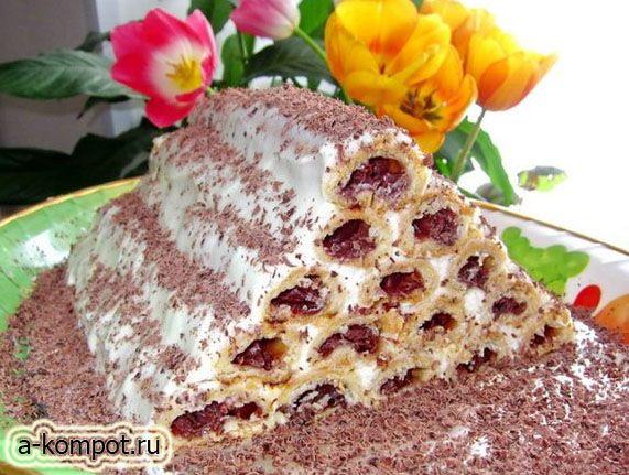 Рецепт дамских пальчиков торт