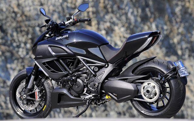 Ducati Diavel, beautiful.