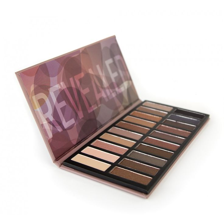 Revealed Palette from Coastal Scents. 20 colors. Have you tried this? @Coastal Scents