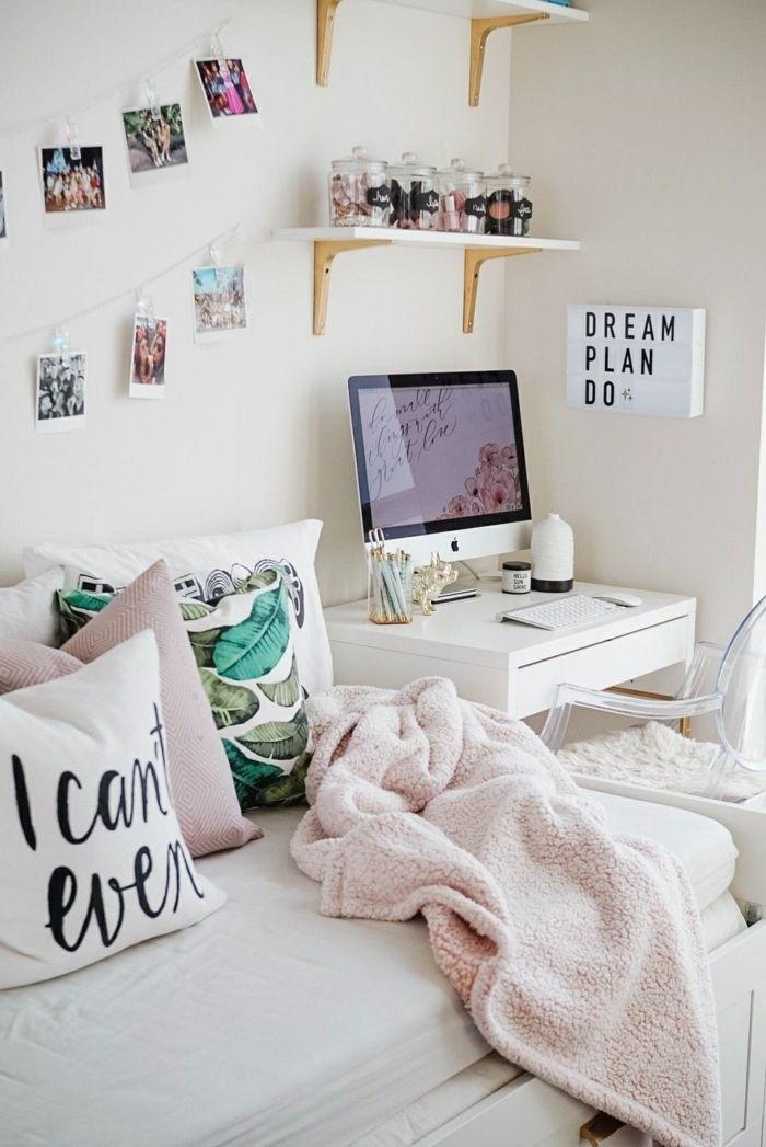 1001 Ideen Fur Eine Tumblr Zimmer Deko Viele Inspirierende Bilder In 2020 Teenager Schlafzimmer Dekorieren Zimmer Tumblr Zimmer