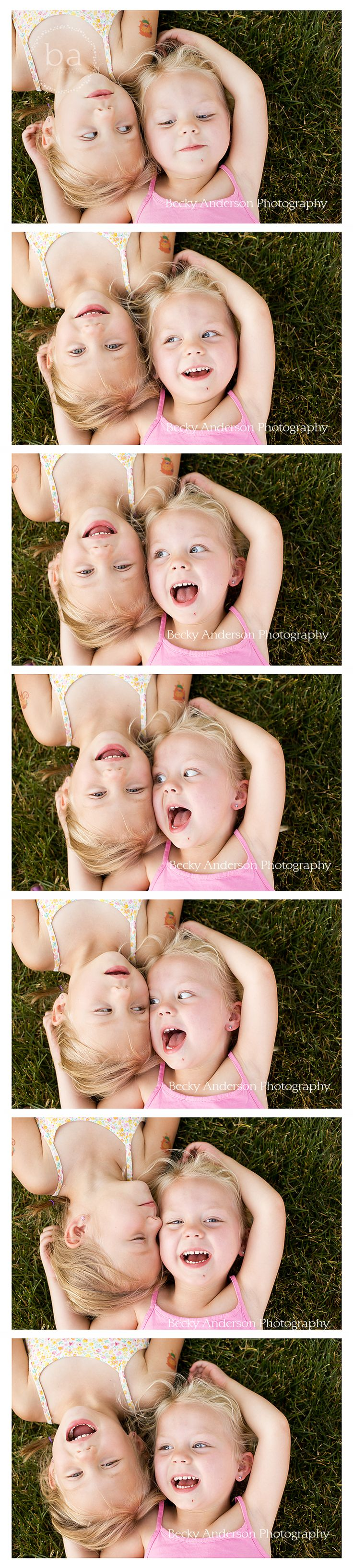 Sister - LOVE!  Becky Anderson Photography