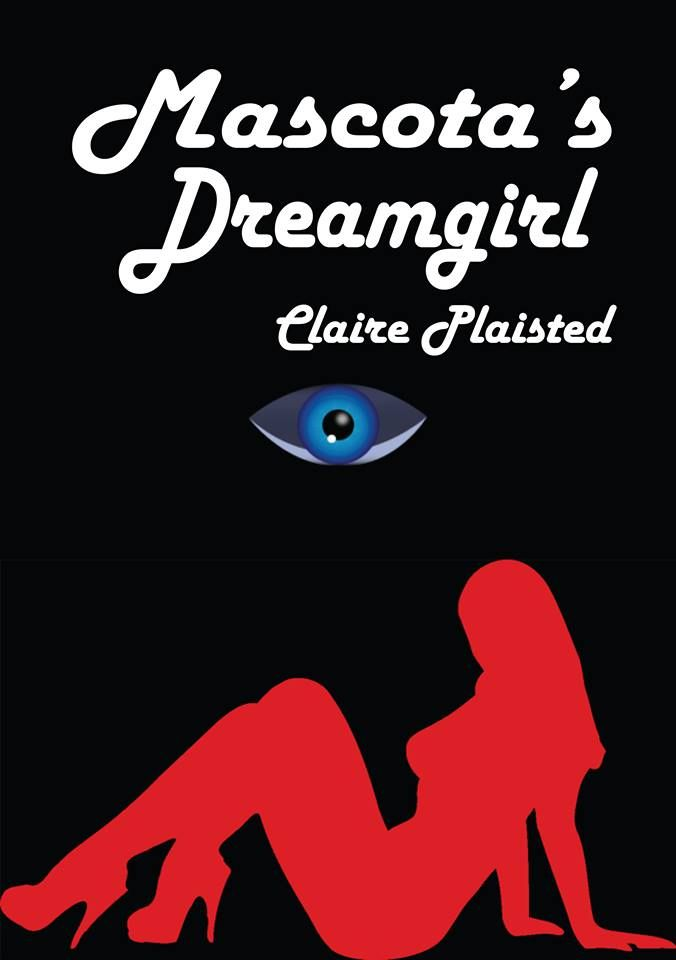 Book Cover for Mascosa's Dreamgirl by Claire Plaisted