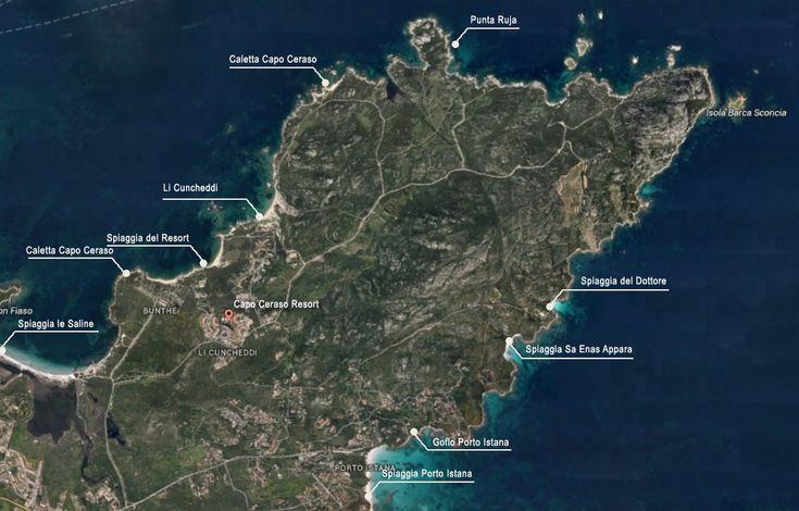 Le spiagge di Capo Ceraso: il fascino della Sardegna