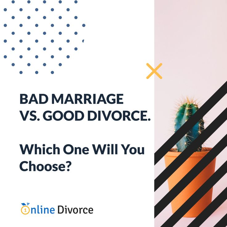 Complete your divorce papers online bad marriage