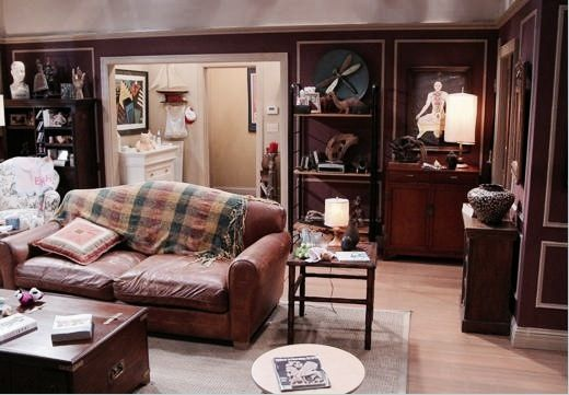 Apartamento do Ross - FRIENDS