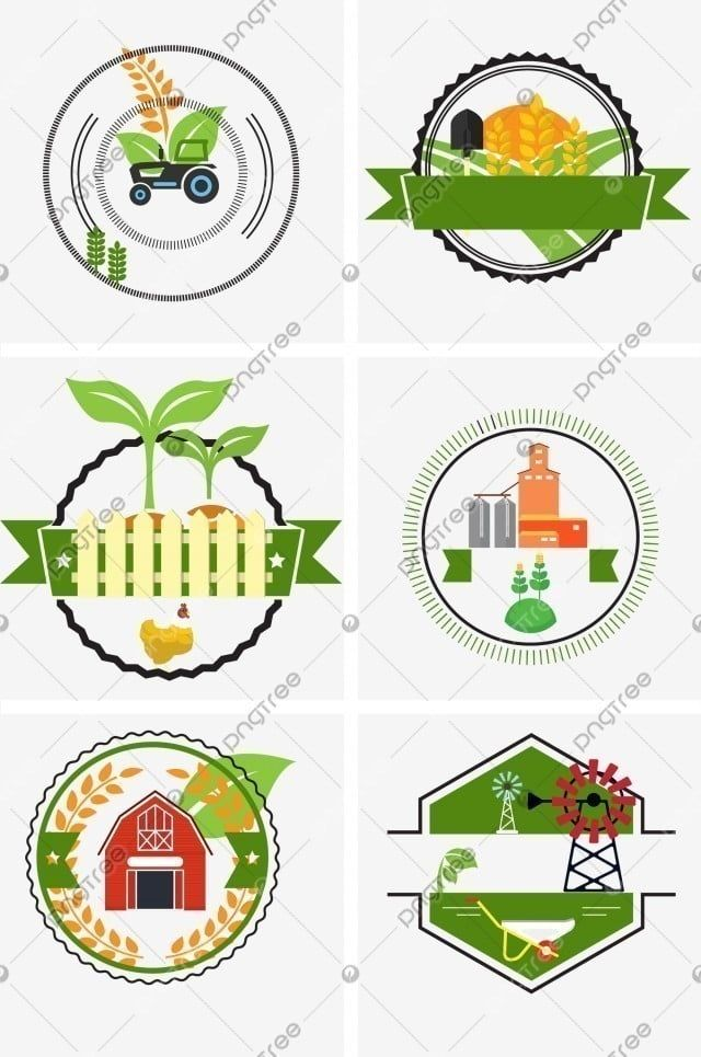 Farm Icon Farm Crops Png And Vector With Transparent Background For Free Download Icon Farm Graphic Resources