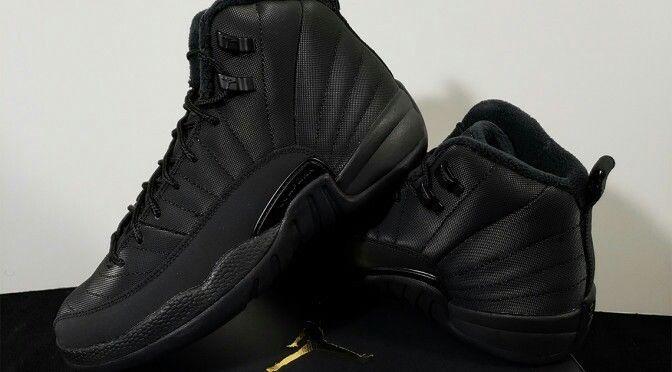 Air jordans, Retro 12 black, Jordan 12