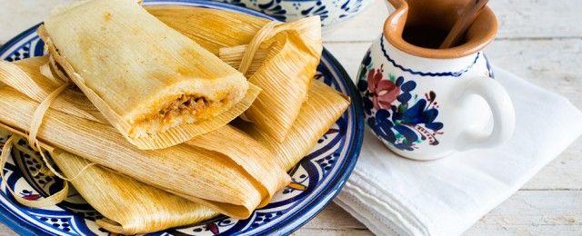 #CucinaEtnica ricetta dal Messico. Tamales, involtini avvolti con foglie di pannocchia! Grazie a Agrodolce per la ricetta.