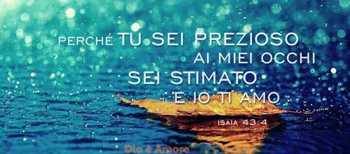 Isaia 43:4