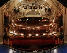 New Wimbledon Theatre - Auditorium From Stage