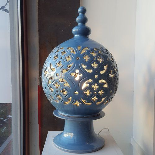 Mediterranean Lamp by Enza Fasano