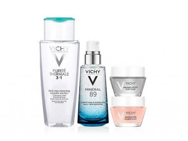 Free Skincare Products By Vichy Https Freebiefresh Com Free Skincare Products By Vichy Skincare Set Beauty Skin Care Skin Care Kit