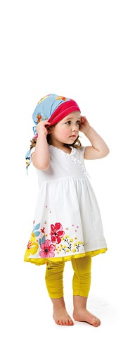 Catimini 2013 Spring/Summer Spirit Denim Toddler Girl