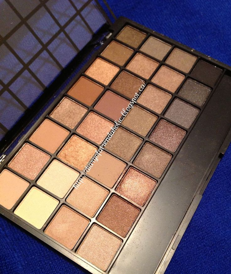 e.l.f neutral palette, dupe for the Naked palette but only $6