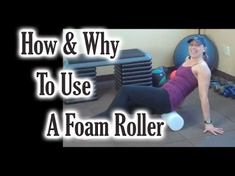 How To Rock Out a Foam Roller