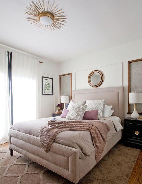 Rosa beltran design diy sunburst ceiling light star visual - Lit confortable design ...