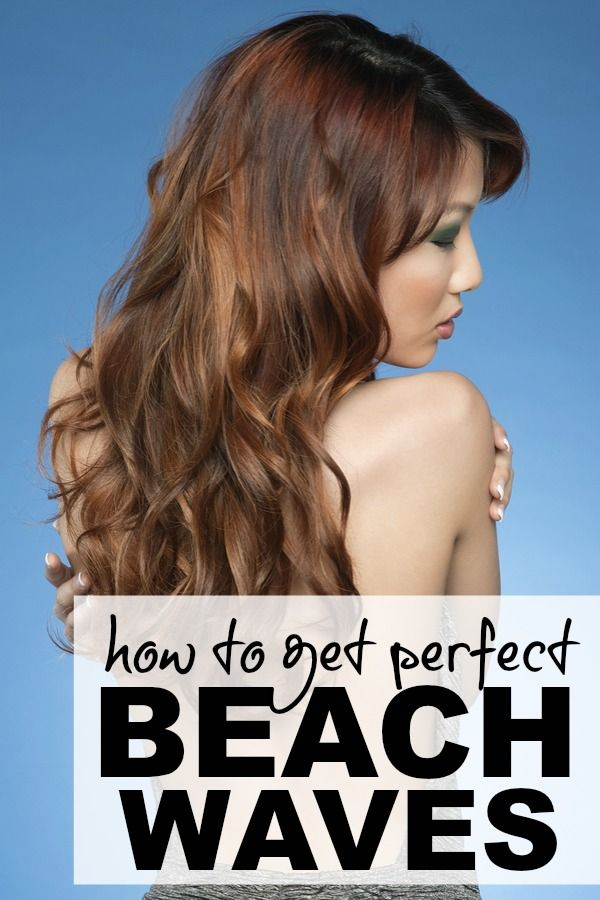 Regardless of whether you have long hair, short hair, or medium-length hair, these tips are just what you need to learn how to get fantastic beachwaves that last!