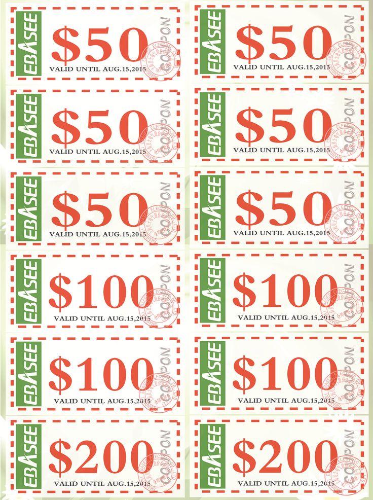 10 best coupon design images on pinterest coupon cash coupon on mccbmcb fandeluxe Choice Image