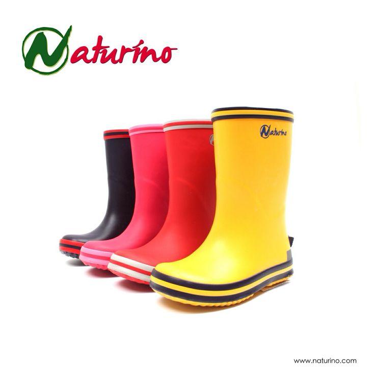Naturino regenlaarzen