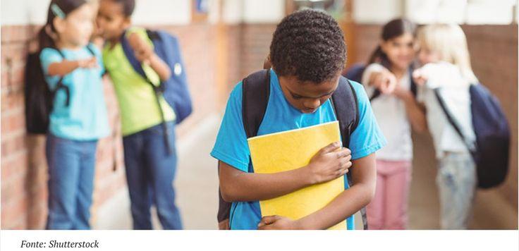 Bullying na escola mesmo depois da criao da lei ele continua sendo um problema