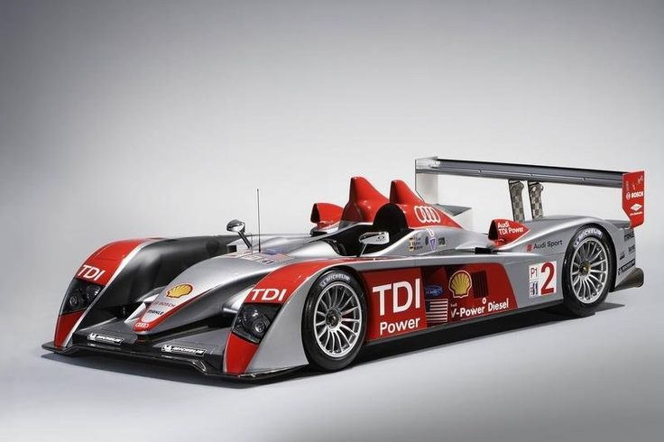 The Incredible as well as Attractive Audi R10 TDI